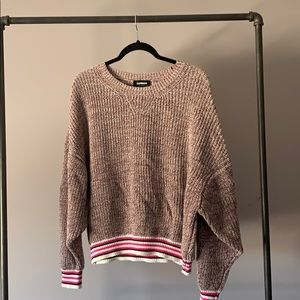 EXPRESS sweater size XL